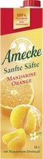 Amecke Sanfte Säfte Orange Mandarine 1L