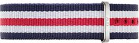 Daniel Wellington Canterbury Nylon Armband 18mm (0806DW)