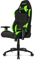 AKRACING Gaming Chair schwarz-grün