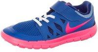 Nike Free 5.0 PSV Girls hyper cobalt/deep royal blue/white/hyper pink