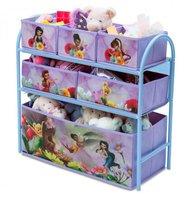 Delta children Multi Toy Organizer Fairies