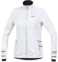 Gore Mythos 2.0 Windstopper Soft Shell Lady Jacke white