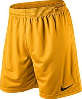 Nike Park Dri-Fit Knit Shorts university gold