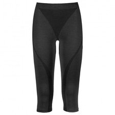 Ortovox Merino Competition Cool Short Pants Women black steel