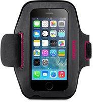 Belkin Sport-Fit Armband grau-pink (iPhone 6)