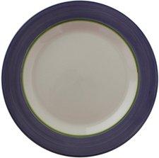 Zeller Keramik Fleur de Provence Speiseteller 28 cm