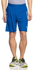 Puma Statement Shorts royal/weiß