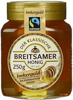 Breitsamer Imkergold goldklar (250 g)