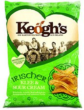 Keogh's Farm Shamrock and Sour Cream (125g)