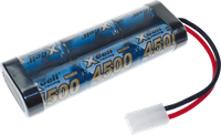 XCell Racing Pack 7.2V 4500mAh NI-MH Akku (124171)