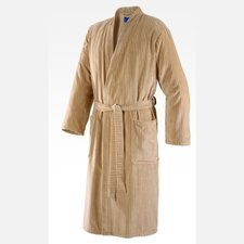 Joop Herren Bademantel Kimono travertin