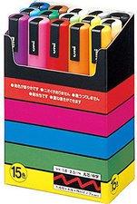 Uni Mitsubishi Pencil Posca PC-5M 15er