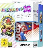 Mario Party 10 + amiibo Mario (Wii U)