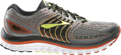 Brooks Glycerin 12 castle rock/lime punch/torch