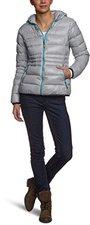 CMP Campagnolo Woman Fix Hood Jacket (3Z16026) Grey M.