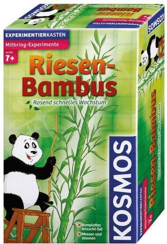Kosmos Mitbring-Experimente Riesen-Bambus