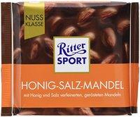 Ritter-Sport Honig-Salz-Mandel (100 g)