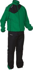 Stanno Kinder Montreal Micro Taslan Anzug grün/schwarz