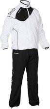 Stanno Kinder Montreal Micro Taslan Anzug weiß/schwarz