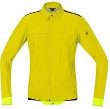 Gore Urban Run Windstopper Soft Shell Jacke yellow