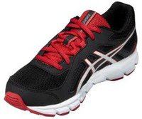 Asics Gel-Xalion GS black/silver/chinese red