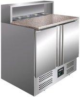 Saro Pizzakühltisch