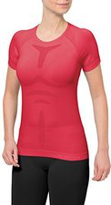 Vaude Women's Seamless Light Shirt flame