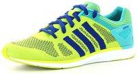 Adidas Adizero Feather Prime semi solar yellow/collegiate royal/vivid mint