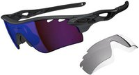 Oakley Radarlock Path OO9181-48 Tour De France (gray smoke/prizm road)