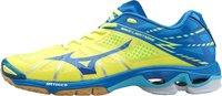 Mizuno Wave Lightning Z neon yellow/blue/diva blue