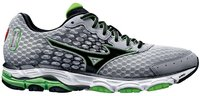 Mizuno Wave Inspire 11 alloy/black/classic green