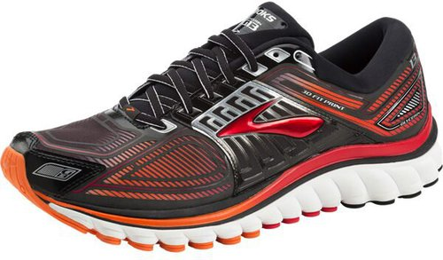 Brooks Glycerin 13 black/orange