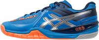 Asics Gel-Blast 6 electric blue/silver/hot orange