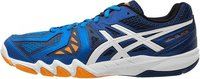 Asics Gel-Blade 5 electric blue/white/navy