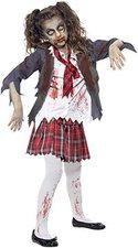 Smiffys Zombie Schulmädchen