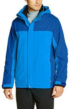 Vaude Men's Kintail 3 in 1 Jacket ll Hydro Blue / Royal
