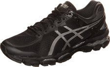 Asics Gel-Kayano 22 onyx/silver/charcoal