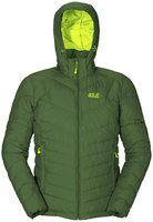 Jack Wolfskin Selenium Down Jacket Men Cactus Green