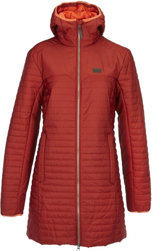 Jack Wolfskin Clarenville Ins Coat W Dried Tomato