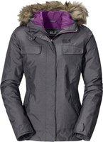 Jack Wolfskin Cypress Mountain Women Jacket Grey Heather