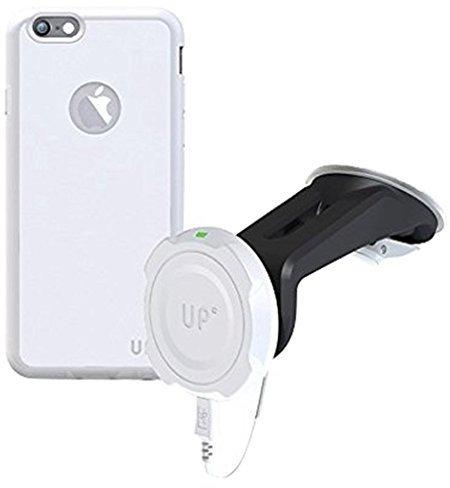 Exelium XFlat UPM2I6 mit Ladefunktion und Saugnapf (iPhone 6)