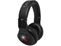 Beats By Dr. Dre Pro (Infinite Black Swarowski)