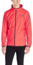 New Balance Windcheater Jacket Herren flammenrot