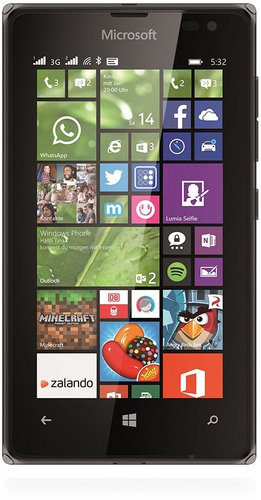 Microsoft Lumia 532 Single SIM ohne Vertrag