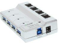 InLine 4 Port USB 3.0 Hub (35394I)