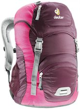 Deuter Junior aubergine/magenta