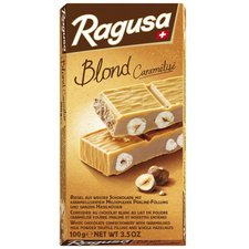 Chocolats Camille Bloch Ragusa Blond Caramélisé (100g)