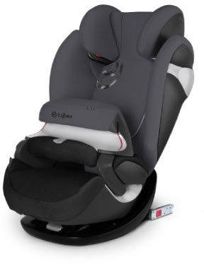 Cybex Pallas M-Fix Phantom Grey