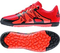 Adidas X15.3 TF J bold orange/white/solar orange
