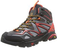 Merrell Capra Mid Sport GTX light grey/red